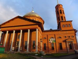 Воскресенский собор г. Уфы